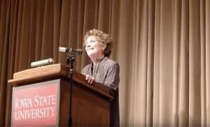 Fern Kupfer Reads from Her New Book