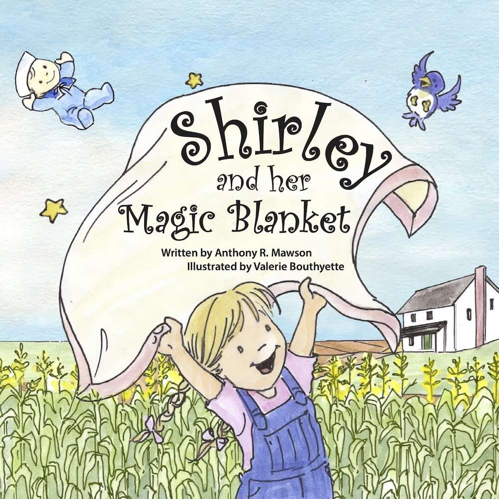 Mawson – Shirley and Her Magic Blanket